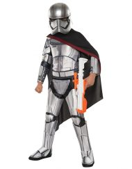Super Deluxe Kids Captain Phasma Costume