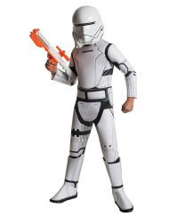 Super Deluxe Kids Flametrooper Costume