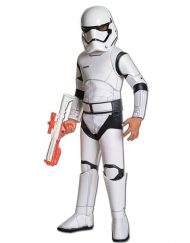 Super Deluxe Kids Stormtrooper Costume