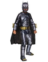 Armored Deluxe Muscle Chest Kids Batman Costume