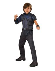 Deluxe Muscle Chest Kids Hawkeye Costume
