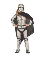 Deluxe Kids Captain Phasma Costume