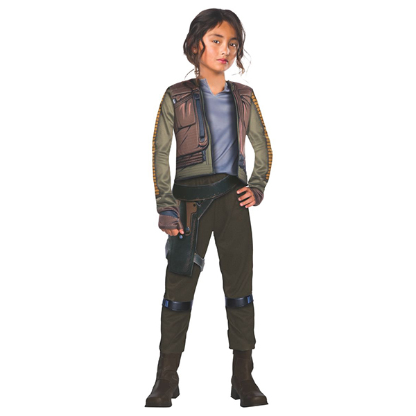 Kid's Deluxe Jyn Erso Costume