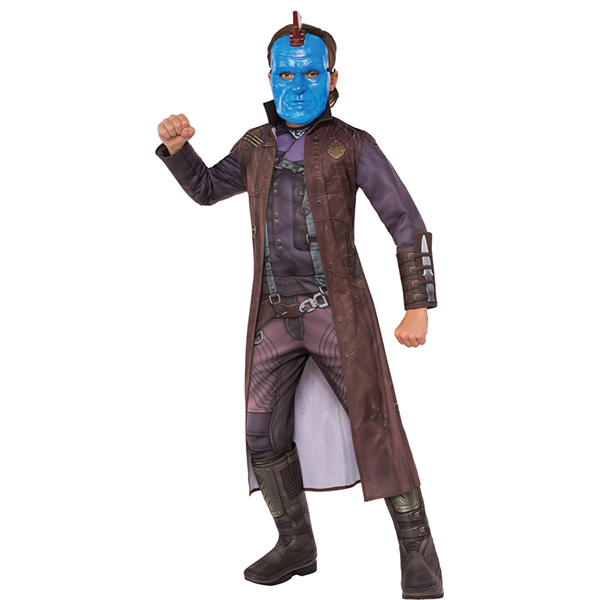 Kid's Deluxe Muscle Chest Yondu Costume
