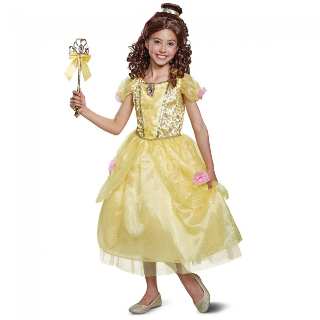 Beauty and the Beast - Belle Deluxe Costume