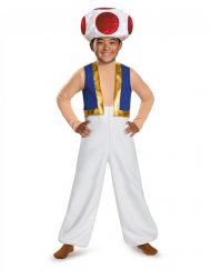Super Mario Bros - Toad Deluxe Costume