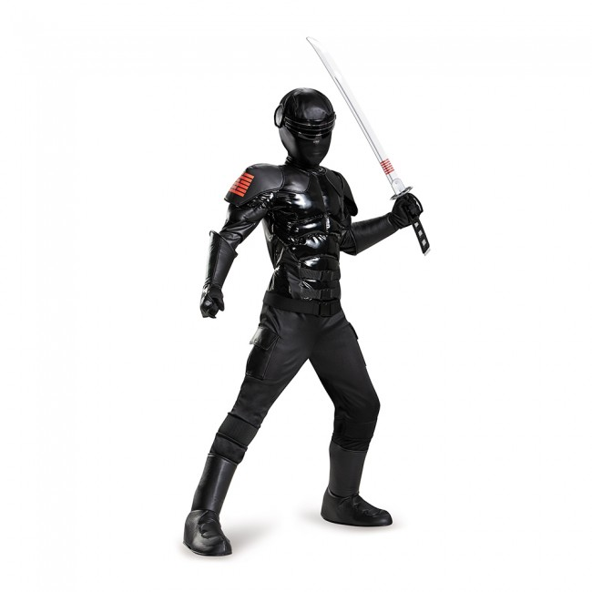 G.I. Joe - Snake Eyes Prestige Costume