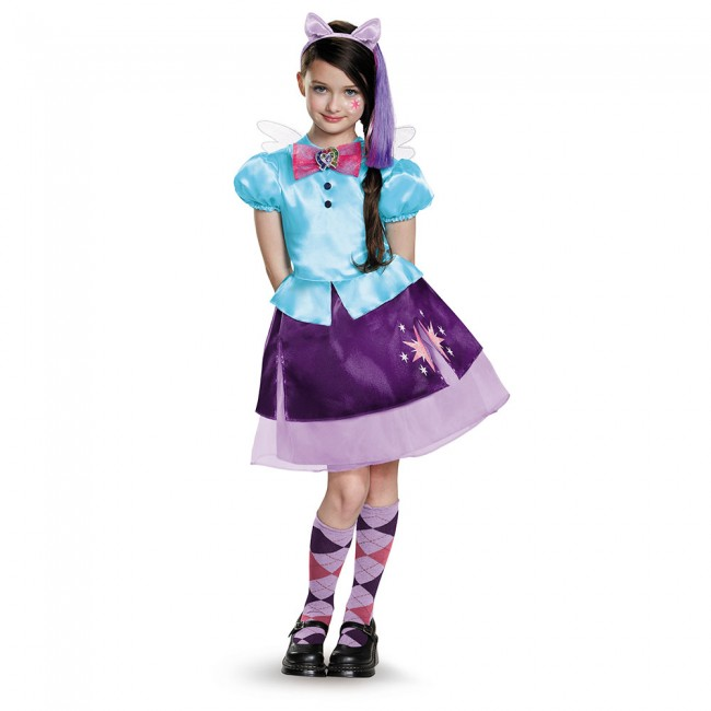 My Little Pony - Twilight Sparkle Equestria Costume