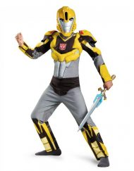 Transformers - Cartoon Bumblebee Classic Muscle Costume