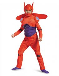 Big Hero 6 - Red Baymax Deluxe Costume