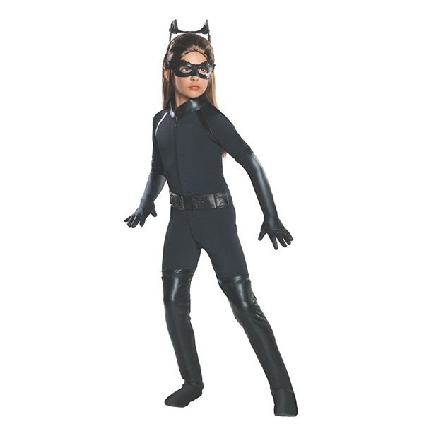 Deluxe Kids Catwoman Costume