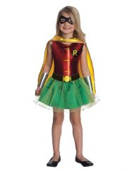 Tutu Girls Robin Costume