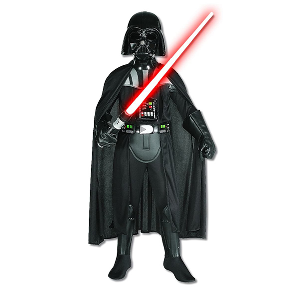 Deluxe Kids Darth Vader Costume