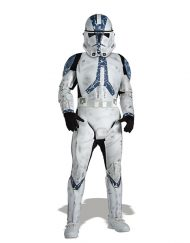 Classic Deluxe Kids Clone Trooper Costume
