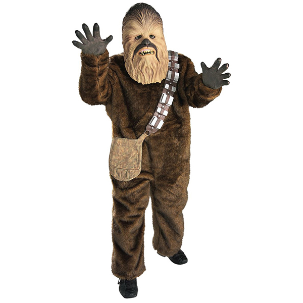 Deluxe Kids Chewbacca Costume