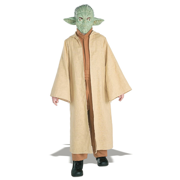 Classic Deluxe Kids Yoda Costume