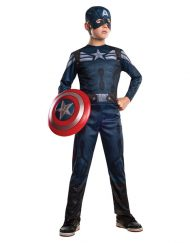 Stealth Kids Captain America Costume