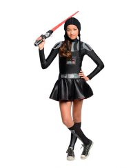 Tween Girls Darth Vader Costume