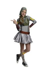 Tween Girls Boba Fett Costume