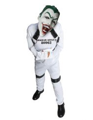 Straitjacket Kids Joker Costume - Gotham City Most Wanted