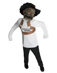 Straitjacket Kids Scarecrow Costume - Gotham City Most Wanted